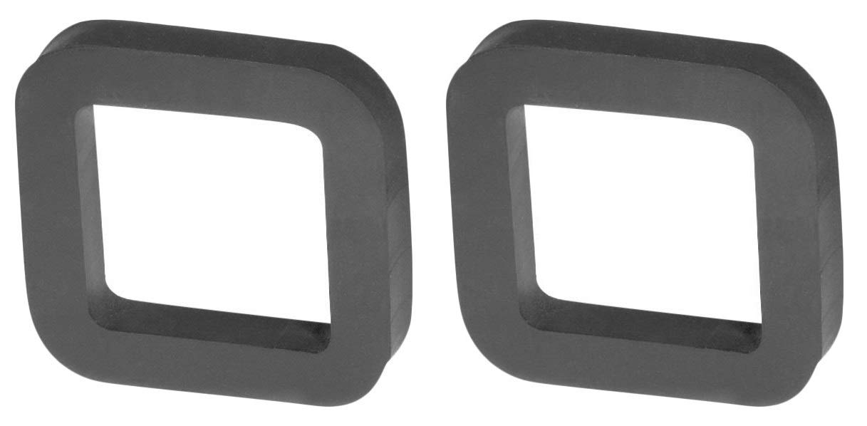 B/&W Trailer Hitches 2 Silencer Pad 2 Pack TS35020