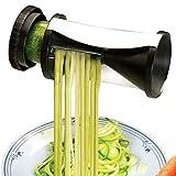Kitchen Stainless Steel Spiral Vegetable Slicer