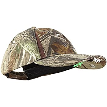 57f0a58d4ea POWERCAP LED PRO Hat Ultra-Bright Hands Free Lighted Battery Powered – Real  tree Xtra (CUB6-282580)
