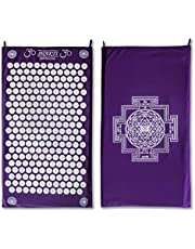 The Shakti Mat Advanced, Trust The Experts with Ethically Handmade Acupressure Mats from India, Acupuncture Without The Hassle, Deep Relaxation in 20 Minutes