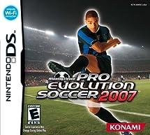 Amazon com: Winning Eleven: Pro Evolution Soccer 2007 - Nintendo DS