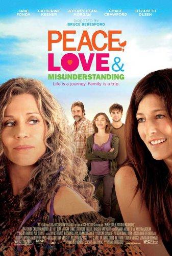 Amity, Love & Misunderstanding (2011) 11 x 17 Movie Poster Jeffrey Dean Morgan, Chace Crawford, Elizabeth Olsen, Katharine McPhee, Catherine Keener, Jane Fonda
