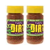 Todds Dirt Bayou DIRT 4.85 oz Medium (Two Bottle Special)