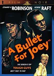 A Bullet for Joey (Bilingual) [Import]