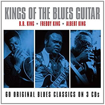 Kings Of The Blues Guitar by B.B. King : B.B. King, Freddy King ...