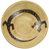 Mara Ceramic Stoneware 8 Inch Southwest Dinnerware Bowl