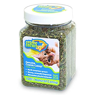 CatNip for Cats OurPets Cosmic Catnip, 100% Natural, Premium North-American Grown... [tag]