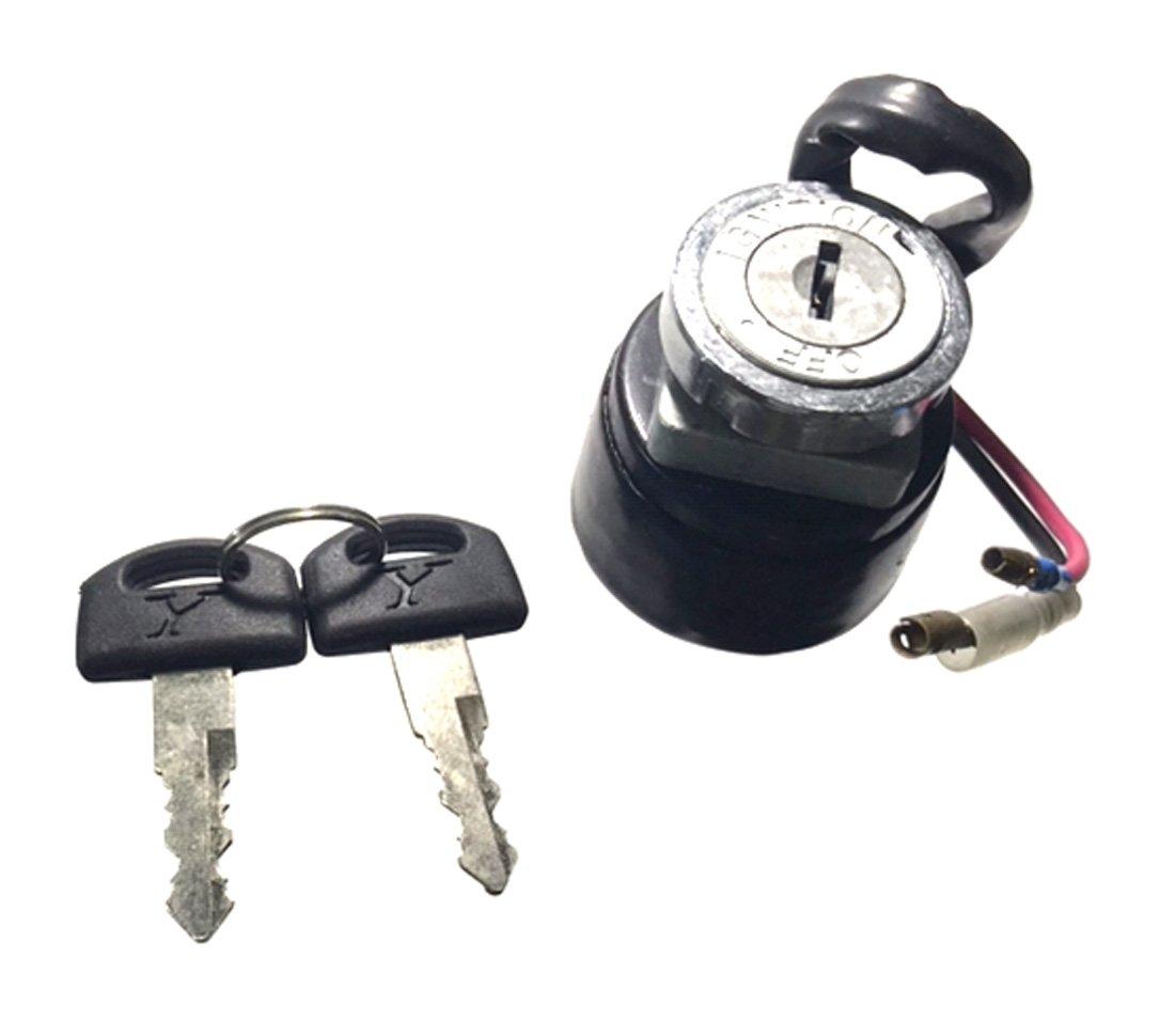 ihave Ignition Switch 2 Keys for Honda CB100 CL100 SL100 XL100 CB125 S CB125S CL125
