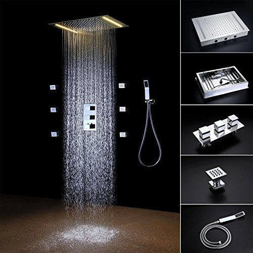 hm-thermostatic-shower-system-combo-with-20x14-led-rain-head-handspray-6-square-massage-jets-easy-cl