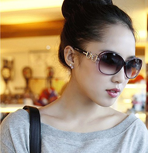 Demarkt UV Style NoirA Lunettes De 1PC Soleil Classiques Lunettes Rayonnement Protection De Lunettes Femme Sunglasses Fashion rwqSrC