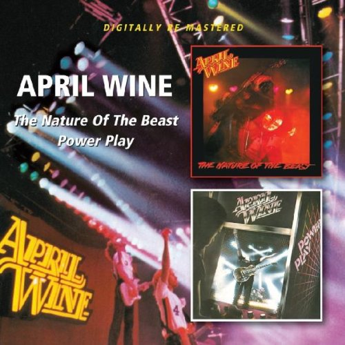 Price comparison product image April Wine -  Nature Of The Beats/Power Play
