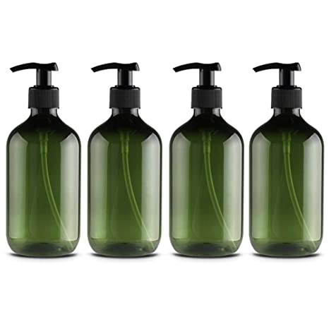 332 Page ANN dispensador de jabón dispensador de loción (Soap Dispenser, Botellas de Viaje