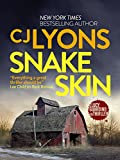 Snake Skin by CJ Lyons front cover