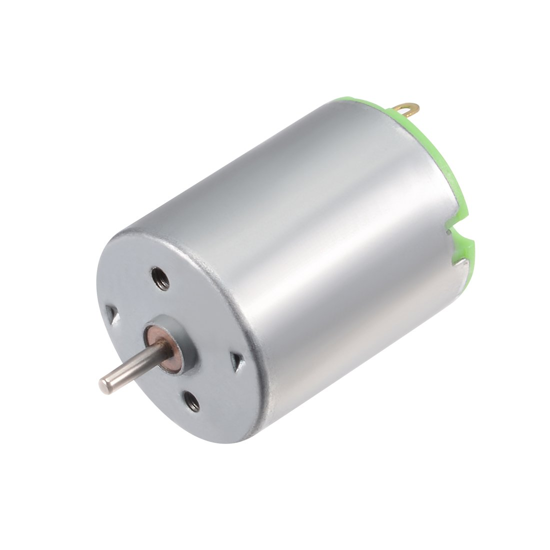 uxcell Small Motor DC 12V 6000 RPM High Speed Motor for DIY Hobby Toy Cars Remote Control