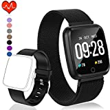 Best Activity Wristbands - Fitness Tracker, PUBU Activity Tracker wiht Heart Rate Review
