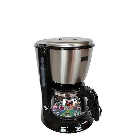 Máquina de café de acero inoxidable para uso doméstico Máquina de café a gota máquina de