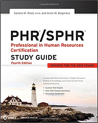 Amazon.com: PHR / SPHR Professional in Human Resources Certification ...