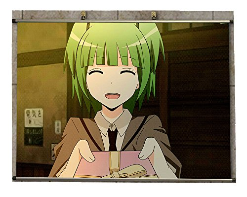 canvas-wall-scroll-poster-32x20-inches-anime-assassination-classroom-kaede-kayano-680944