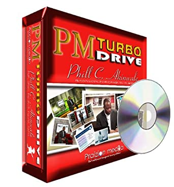PMP Exam Turbo Drive 16-DVDs-8 hours (PMBOK Fifth Ed.)