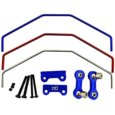 Hot Racing Xmx311X06 Aluminum Sway Bar, Front Or Rear, for X-Maxx: Toys & Games