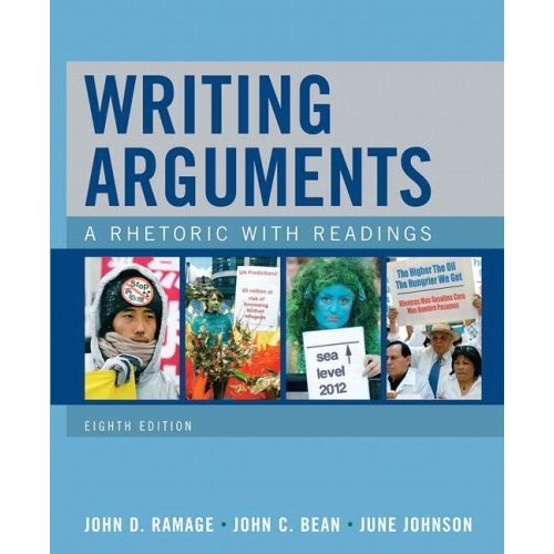 Outline&Highlight - Writing Arguments: A Rhetoric with Readings 8th Edition (Review Only) Paperback (Writing Arguments A Rhetoric With Readings 8th Edition)