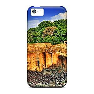 GqrxBAm8285GmddT Louisopson Amphitheatre In Pompeii Feeling Iphone 5c On Your Style Birthday Gift Cover Case
