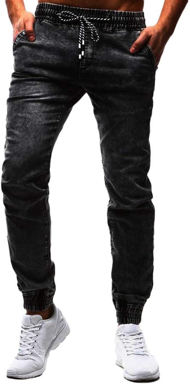 ❤️Meilleure Vente!Jeans pour des Hommes Pantalon