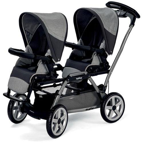 Peg Perego Duette Stroller (Atmospere)