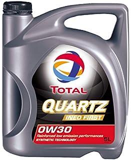 Total Quartz Ineo Primera 0 W-30 Totalmente sintético Low SAPS Coche Aceite de Motor