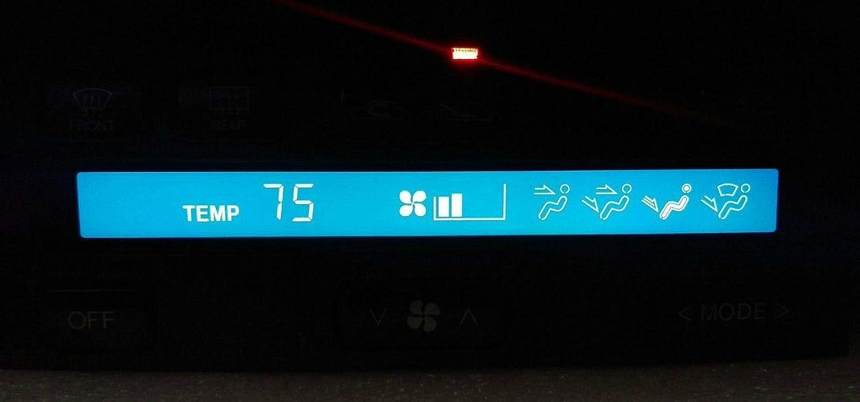 Blue Tanin Auto Electronix Lexus SC300 /& SC400 Climate Control HVAC LCD Display Screen