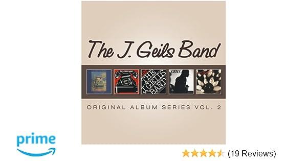 The J. Geils Band - Original Album Series - The J. Geils Band ...