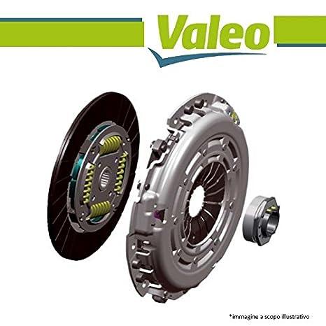828063 Kit Embrague + reggispinta 3 piezas Original Valeo: Amazon.es: Coche y moto