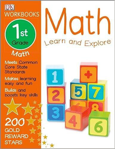 DK Workbooks: Math, First Grade: DK Publishing: 9781465417336 ...