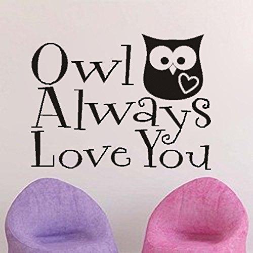 Owl Always Love You-14x14