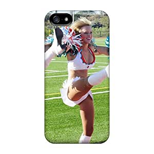 Iphone Case - Tpu Case Protective For Iphone 5/5s- Miami Dolphins Cheeerleaders Roster