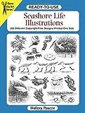 The Ready-to-Use Sea Shore Life Illustrations, Mallory Pearce, 0486407071