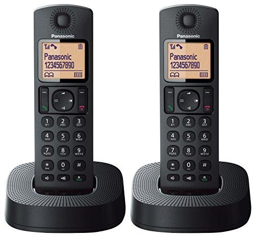 Panasonic KX-TGC312EB Digital Cordless Phone with Nuisance Call Blocker -...
