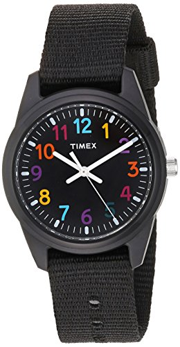 Timex Girls Time Machines Analog Resin Watch