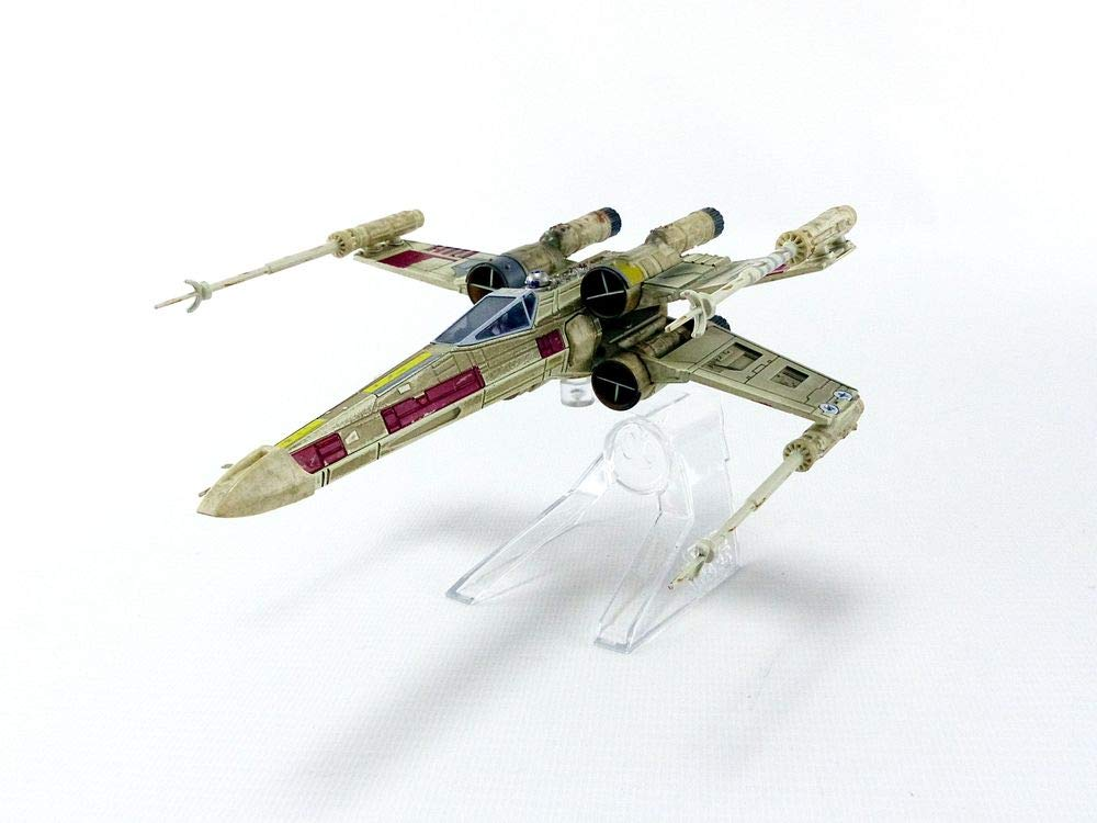 Hot Wheels Star Wars X Wing Starfighter Red Five Vehicle