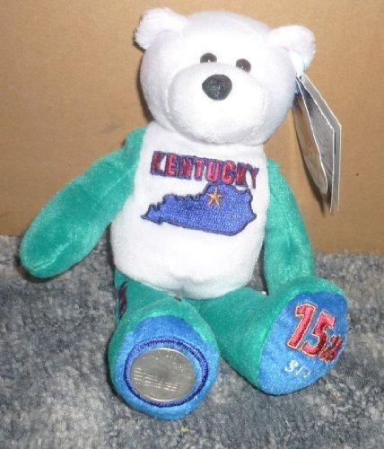 Kentucky State Quarter Bear # 15