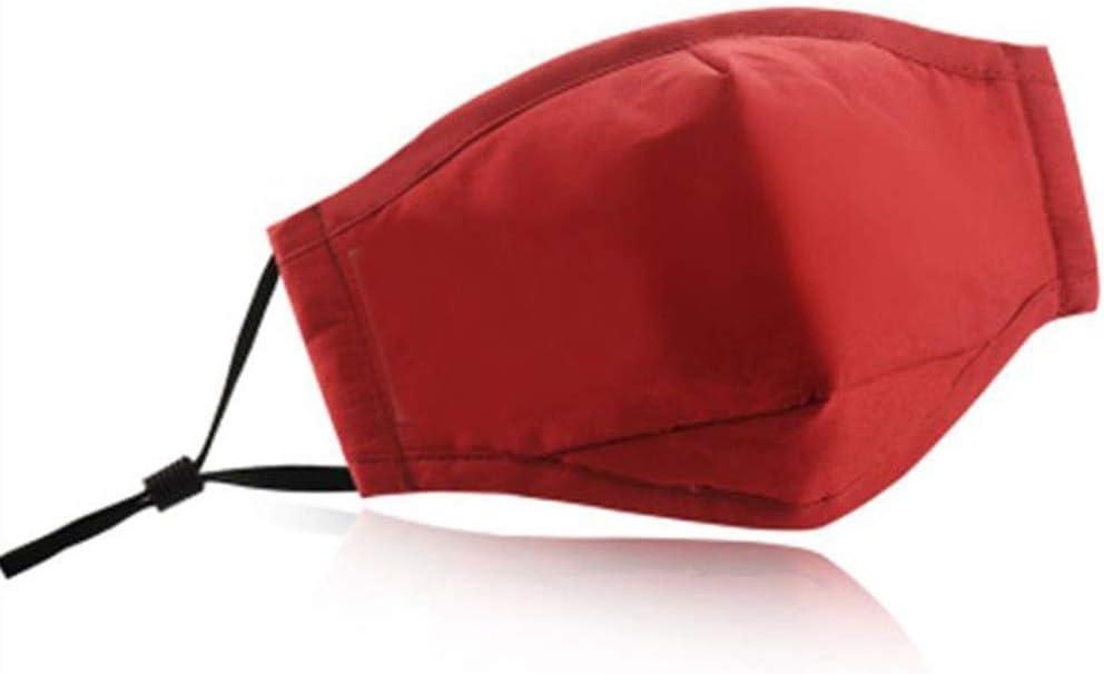 1PCS Bandana Face Washable Reusable Dust Cloth Protection Cover Elastic String Cycling Motorcycle Black Half Cotton Balaclava