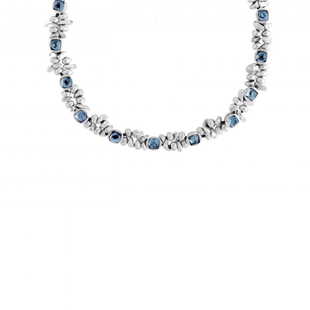 UNO DE 50 La jojoya necklace COL1085AZUMTL0U