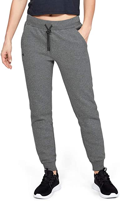 Under Armour Womens Rival Fleece Solid Pants