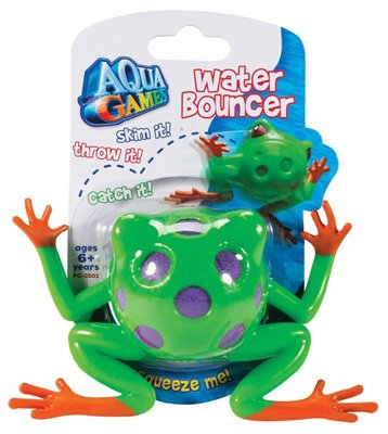 Aqua Leisure AQT2502 Water Bouncer Frog Toy