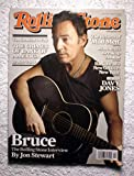 Bruce Springsteen - The Rolling Stone Interview - Rolling Stone Magazine - #1153 - March 29, 2012 - Bank of America, Death of Davy Jones (The Monkees)