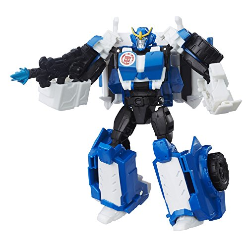 Transformers Robots in Disguise Warrior Class Strongarm Figure from Transformers