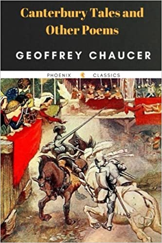 canterbury tales and other poems chaucer geoffrey