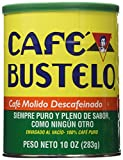 Cafe Bustelo Coffee Decaffeinated, 10-ounce Cans (Pack of 4)
