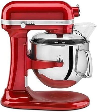KITCHENAID ARTISAN 6,9L ROSSO IMPERIALE Robot da cucina ...