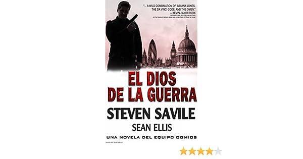 El Dios De La Guerra eBook: Steven Savile, Rocío Gutiérrez Muñoz De La Torre: Amazon.es: Tienda Kindle